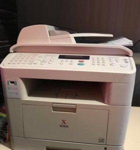 Принтер xerox б/у