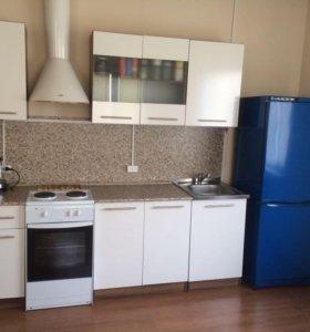 Квартира, свободная планировка, 33 м²
