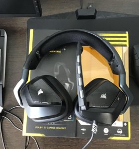 Corsair void RGB USB Dolby 7.1 Gaming Headset