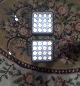 Продажа фар от компании LED