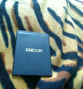 Батарея DEXP