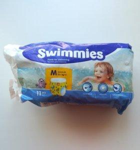 Трусики для плавания Swimmies 12+ кг