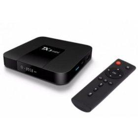 Медиаплеер TX3 Mini 2/16GB Vontar TV Box