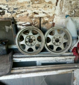 кованые диски на ваз R13