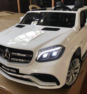 Детский электромобиль Mercedes-Benz GLS63