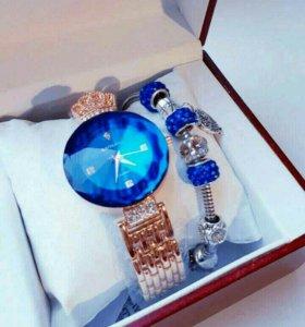 Женские Часы baosaili + подарок! Доставка!