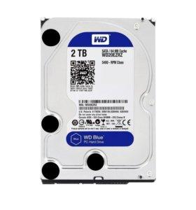 жесткий диск 2тб новый