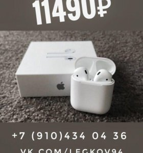 AirPods Original Apple