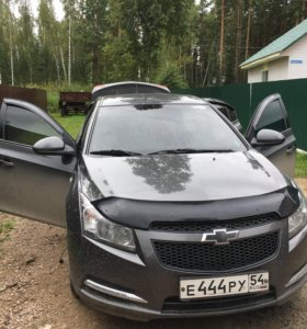 Мухобойка Шевроле Круз