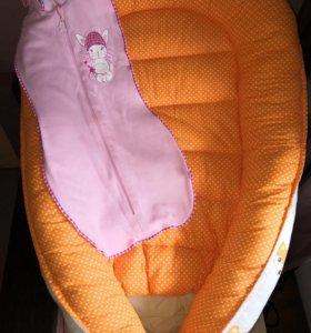 Гнездышко (кокон) для новорожденных