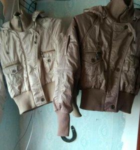 Куртки осении