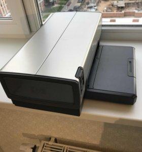 Принтер HP с фотопечатью