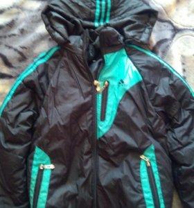 Куртка мужская детская 42 размер