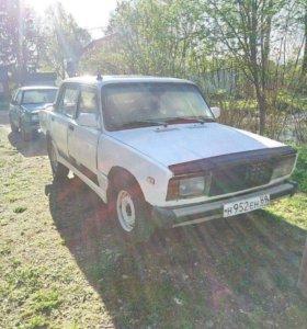 ВАЗ (Lada) 2105, 1984