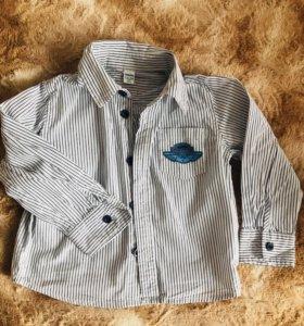 Фирменная рубашка 👔 Gee Jay