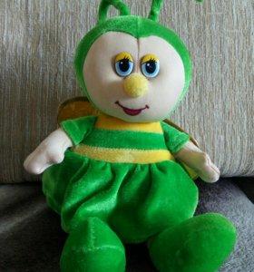 Мягкая игрушка, пчелка