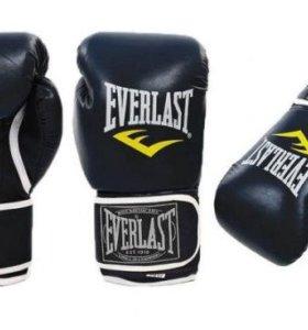 Боксерские перчатки Everlast на основе PU кожи