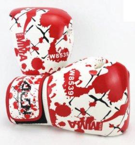 Боксерские перчатки WALON 12 oz