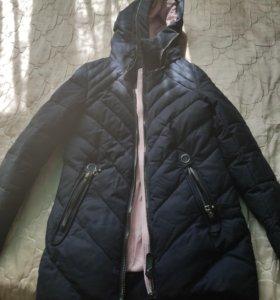 Зимняя новая куртка для девушки