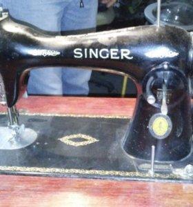 Машинка Singer (раритет)
