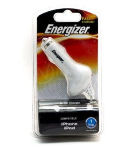 АЗУ Apple iPhone 4/4S 1a Energizer