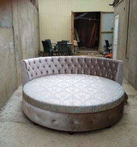 Кровать двухспальная 42000
