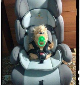 Дет. Авто кресло,(каркасное),(с подарком)