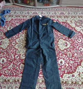 Спец одежда новая
