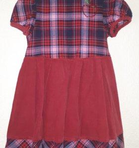 Платье Карамелли размер 110