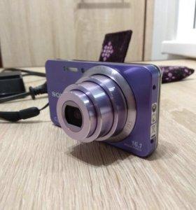Фотоаппарат Sony Cyber-shot 16,1 Мп б/у