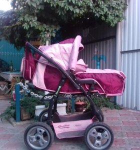 Детская коляска Gustaw Adamex
