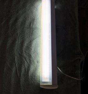 Светильник вертикальный