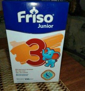Молочный напиток Фрисо 3 (350гр)