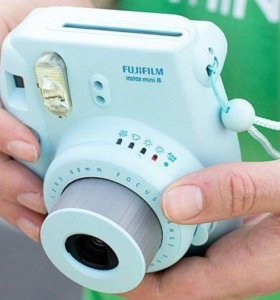 Аренда Polaroid(Fujifilm instax)