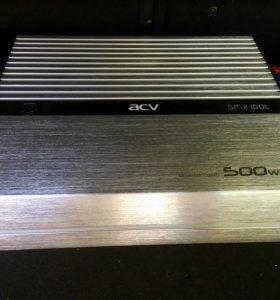 ACV усилитель sp-2.100L 500w