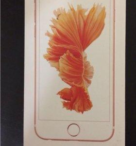 iPhone 6s на 64Гб