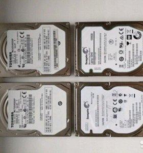 "Жёсткий диск HDD 2.5"""