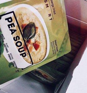 Energy diet SMART Pea soup