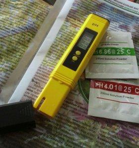 Ph метр для измерения кислотности