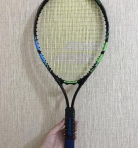 Теннисная ракетка с рюкзаком