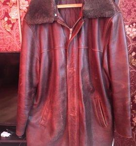 Куртки натуральные 58-60 размер