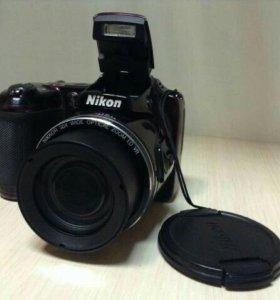 Nikon Coolpix L820 цифровой фотоаппарат