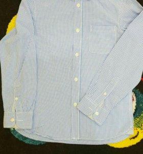 Б/у рубашка для мальчика