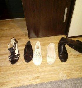 Пакет обуви 38 размер