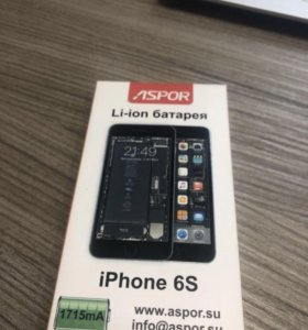 Батарея на айфон 6s