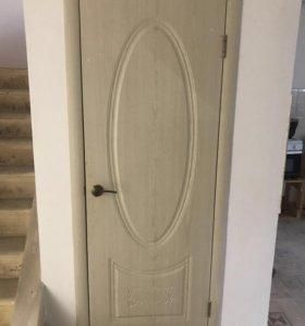 Продам межкомнатные двери 8 штук