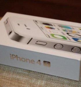Новый IPhone 4S 16 gb