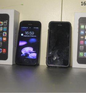 Iphone 5s 16ГБ и 32ГБ