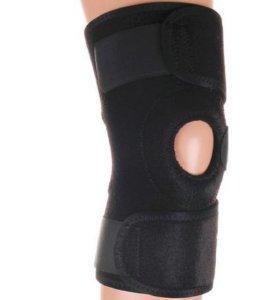 Бандаж на коленный сустав (наколенник, ортез)