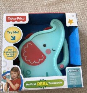 Fisher Price новый